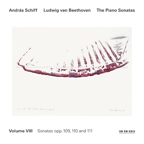 BEETHOVEN PIANO SONATAS VOL.8 [SHM-CD] [베토벤: 피아노 소나타 8집 - 안드라스 쉬프]
