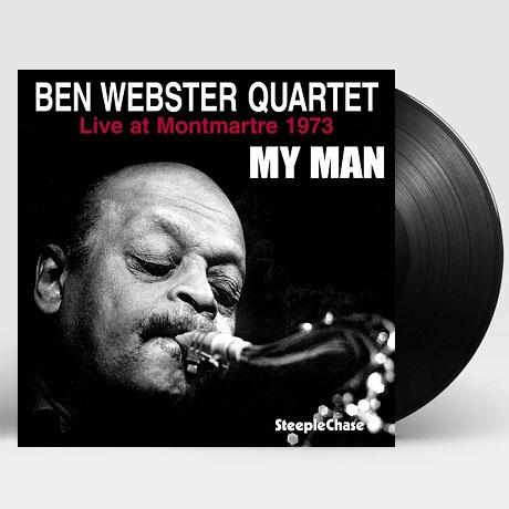 MY MAN: LIVE AT MONTMARTRE 1973 [180G LP]