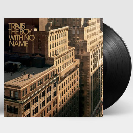 THE BOY WITH NO NAME [LP]