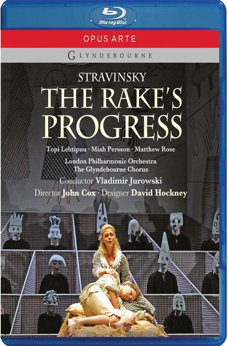 THE RAKE`S PROGRESS/ VLADIMIR JUROWSKI [스트라빈스키: 난봉꾼의 행각]