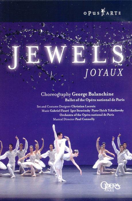JEWELS/ GEORGE BALANCHINE