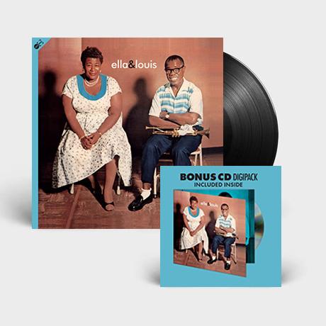 ELLA & LOUIS [180G LP+CD]