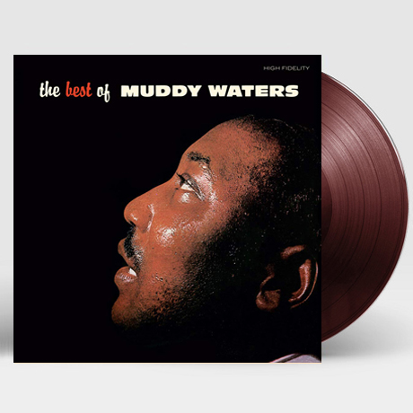 THE BEST OF MUDDY WATERS [WAX TIME IN COLOR] [180G BROWN LP]