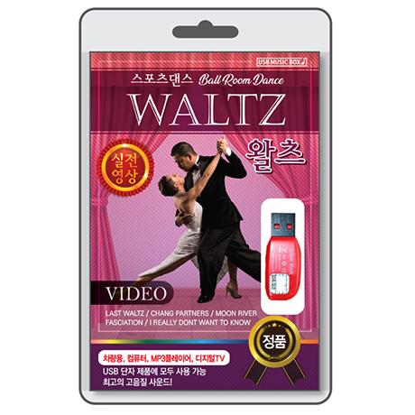 [볼룸댄스-동영상] 왈츠 [WALTZ] [USB]