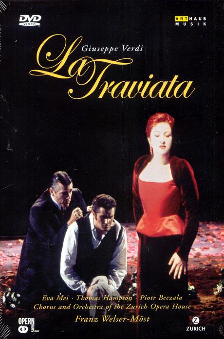 LA TRAVIATA/ FRANZ WELSER-MOST [09년 12월 40% 한정판매]
