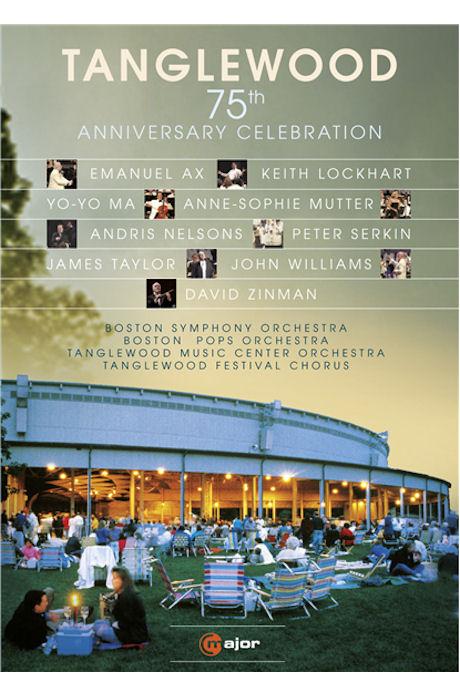 TANGLEWOOD 75TH ANNIVERSARY CELEBRATION/ YO-YO MA [탱글우드 페스티벌 75주년 기념 갈라 콘서트]