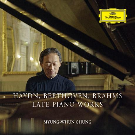 HAYDN, BEETHOVEN, BRAHMS LATE PIANO WORKS [하이든, 베토벤, 브람스: 후기 피아노 작품집]