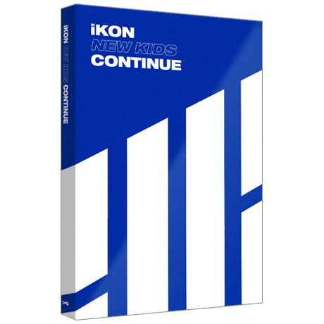 NEW KIDS: CONTINUE [BLUE VER] [미니]