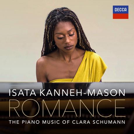 ROMANCE: THE PIANO MUSIC/ ISATA KANNEH-MASON [클라라 슈만: 로망스 - 피아노 작품집 | 이사타 카네-메이슨]