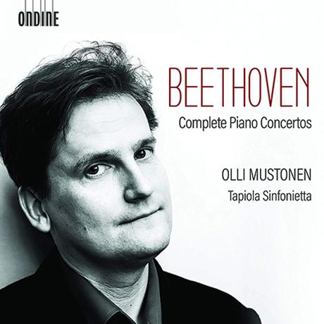 COMPLETE PIANO CONCERTOS/ OLLI MUSTONEN [베토벤: 피아노 협주곡 전곡 - 올리 무스토넨]