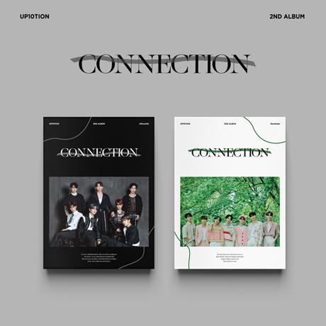CONNECTION [정규 2집] [2종 세트]