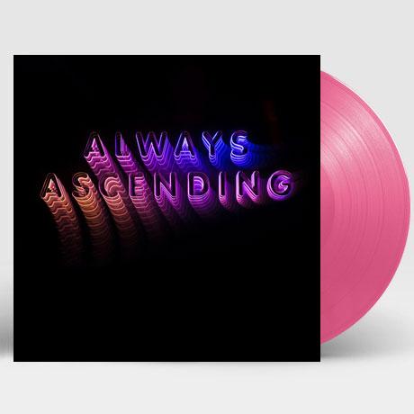 ALWAYS ASCENDING [180G PINK LP]