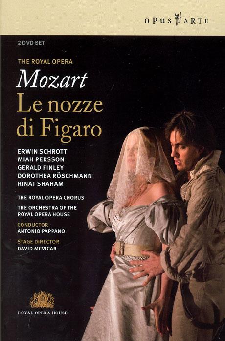 LE NOZZE DI FIGARO/ ANTONIO PAPPANO [모차르트: 피가로의 결혼]