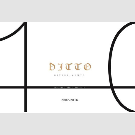 DITTO BOX 2007-2016 [앙상블 디토 10주년 스페셜 패키지] [한정반]