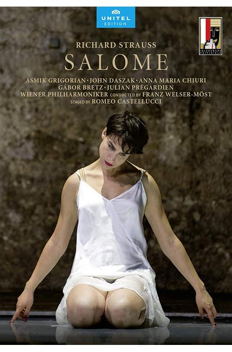 SALOME/ FRANZ WELSER-MOST [리하르트 슈트라우스: 살로메ㅣ벨저-뫼스트] [한글자막]