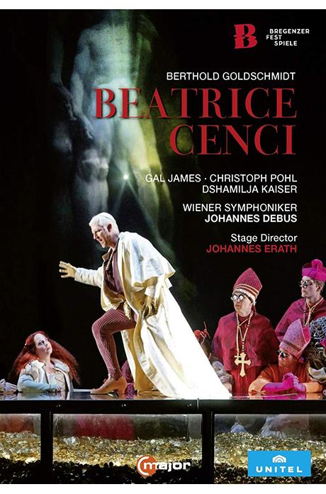 BEATRICE CENCI/ JOHANNES BEBUS [골드슈미트: 베아트리체 첸치 - 드뷔스] [한글자막]