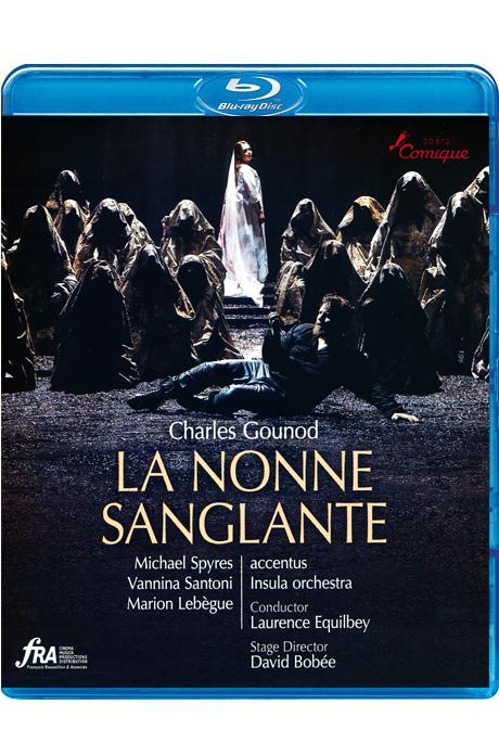 LA NONNE SANGLANTE/ LAURENCE EQUILBEY [구노: 피묻은 수녀 - 에퀼베이] [한글자막]