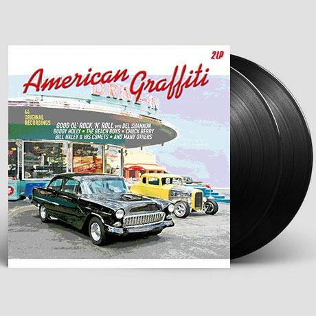 AMERICAN GRAFFITI [청춘 낙서] [180G LP]