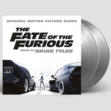 THE FATE OF THE FURIOUS [분노의 질주 8:  더 익스트림] [180G SILVER LP]