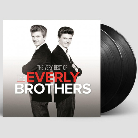 THE VERY BEST OF THE EVERLY BROTHERS [180G LP]