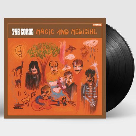 MAGIC AND MEDICINE [180G LP]
