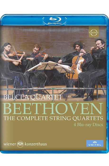 THE COMPLETE STRING QUARTETS/ BELCEA QUARTET [베토벤: 현악사중주 전곡 - 벨체아 사중주단]