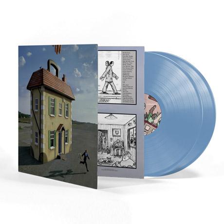 STORIES OF A STRANGER [SKY BLUE LP]