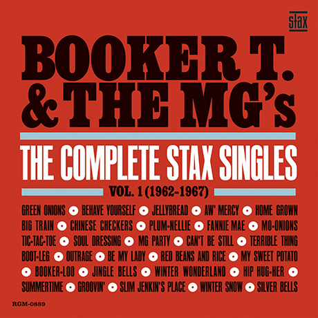 THE COMPLETE STAX SINGLES VOL.1 [1962-1967]