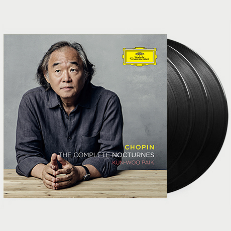 CHOPIN: THE COMPLETE NOCTURNES [쇼팽: 녹턴 전곡집] [180G LP]
