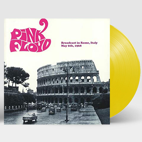 BROADCAST IN ROME ITALY MAY 6TH 1968 [YELLOW LP]