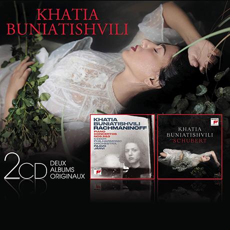 RACHMANINOV PIANO CONCERTOS+SCHUBERT [카티아 부니아티쉬빌리: 라흐마니노프 피아노 협주곡 & 슈베르트]