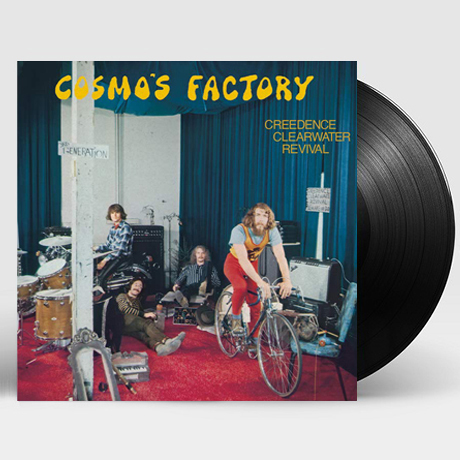COSMO`S FACTORY [50TH ANNIVERSARY] [HALF SPEED MASTERING AT ABBEY ROAD STUDIOS] [180G LP]
