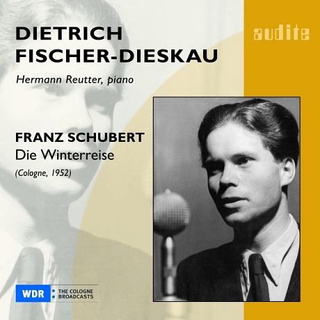 DIE WINTERREISE/ DIETRICH FISCHER-DIESKAU