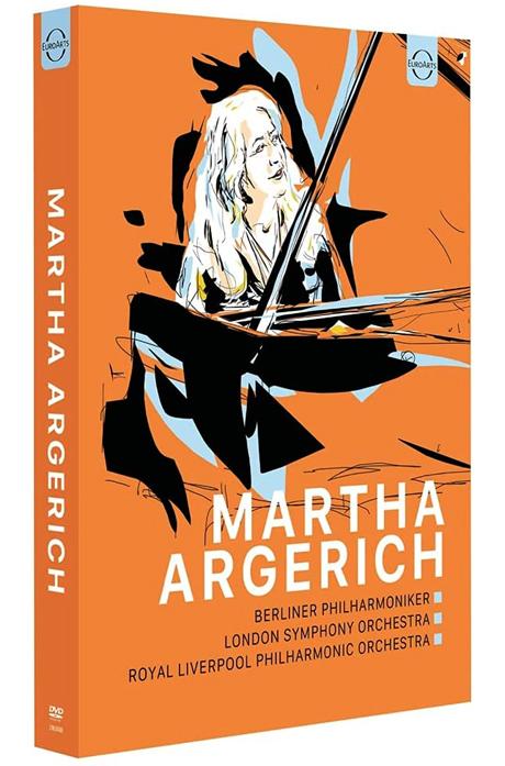 MARTHA ARGERICH BOX [마르타 아르헤리치: 80번째 생일기념 스페셜 에디션]