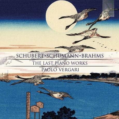 LAST PIANO WORKS/ PAOLO VERGARI [슈베르트, 슈만, 브람스: 후기 피아노 작품집 - 파올로 베르가리]