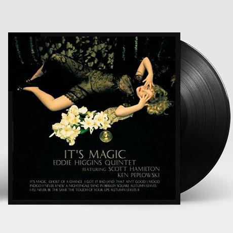 IT'S MAGIC [FEAT. SCOTT HAMILTON & KEN PEPLOWSKI] [180G LP]