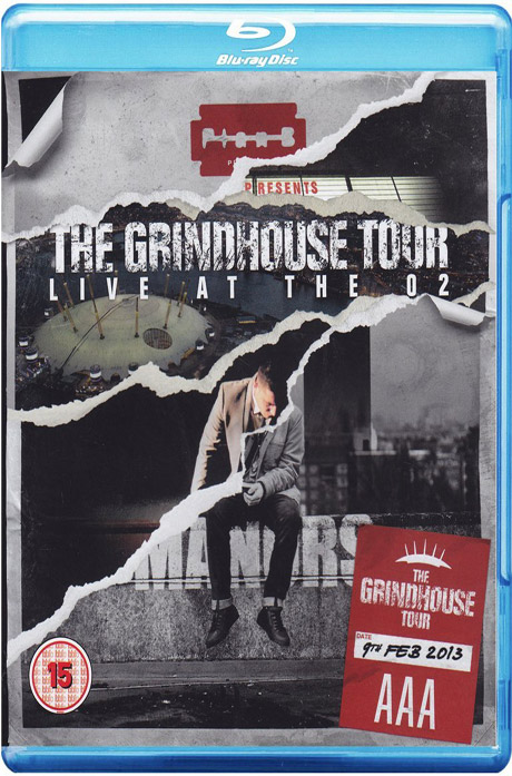 THE GRINDHOUSE TOUR: LIVE AT THE 02