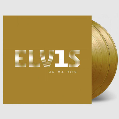 30 #1 HITS [LIMITED] [GOLD LP]