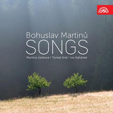 SONGS/ MARTINA JANKOVA, TOMAS KRAL [마르티누: 가곡과 노래 - 마르티나 얀코바, 토마시 크랄]