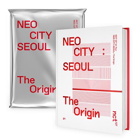 NEO CITY: SEOUL - THE ORIGIN [포토북+2CD] [퍼스트 투어 화보 & 라이브 앨범]