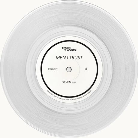 "SEVEN EP [7"" CLEAR LP] [한정반]"