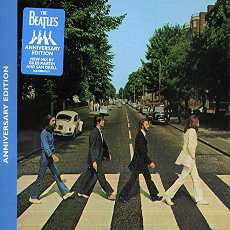 ABBEY ROAD [ANNIVERSARY EDITION]