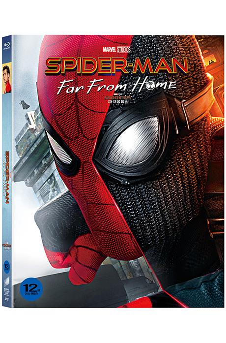 스파이더맨: 파 프롬 홈 BD+보너스 디스크 [슬립케이스 한정판] [SPIDER-MAN: FAR FROM HOME]
