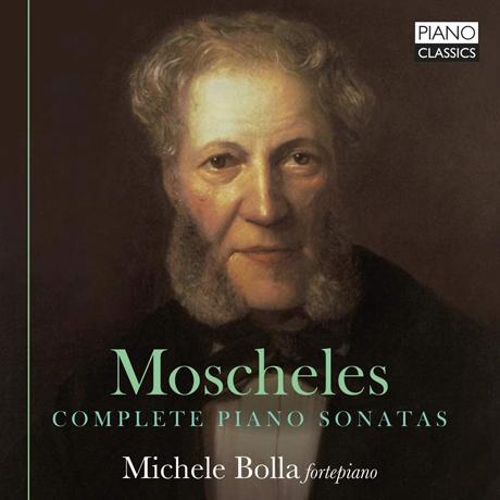 COMPLETE PIANO SONATAS/ MICHELE BOLLA [모셸레스: 피아노 소나타 4곡 - 미첼레 볼라]