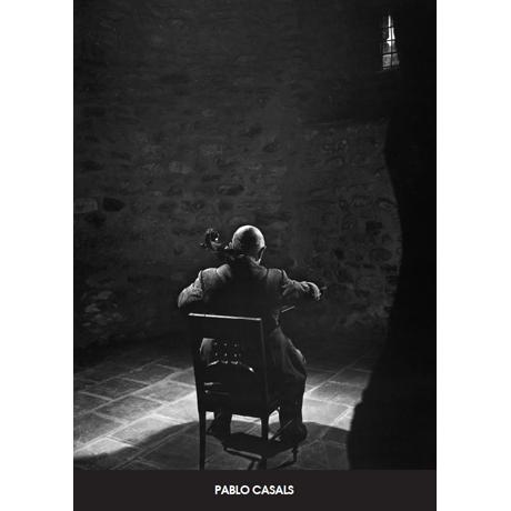 카잘스(소형) & 유서프 카쉬 [45*56] [포스터+지관통]