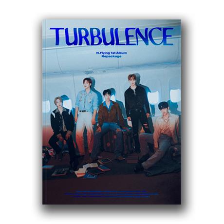 TURBULENCE [정규 1집] [리패키지]