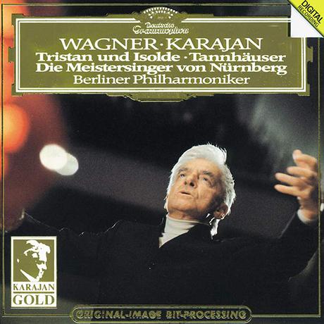 OVERTURES/ KARAJAN [KARAJAN GOLD] [바그너: 오페라 서곡 모음 - 카라얀]