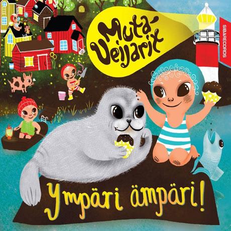YMPARI AMPARI/ MUTAVEIJARIT [무타베이야리트: 윔패리 앰패리 - 어린이 노래]