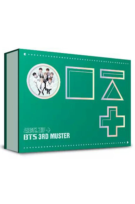 ARMY.ZIP+ [BTS 3RD MUSTER]