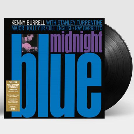 MIDNIGHT BLUE [DELUXE] [180G LP]
